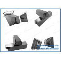 Wholesale Polished Coated Carbide Inserts , Tungsten Carbide Parts For Building Nails from china suppliers