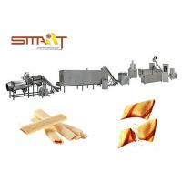 Wholesale 120-150Kg/hr Automatic Stainless Steel Puff Snacks Machine from china suppliers