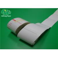 China Eco Sticker Thermal Label Printer Rolls Customised Size Color For Closing Bubble Bags on sale