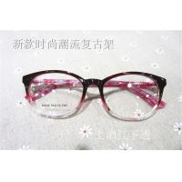 Buy cheap 80038 Wine Red and Clear Modern Style Cheap Price High Quality TR90 Material from wholesalers