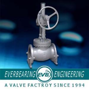 China Cast Iron GlobeValve Bs1873 , Flanged Globe Valve on sale