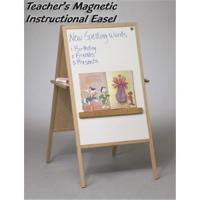 Wholesale Magnetic double-sided easel 75T from china suppliers