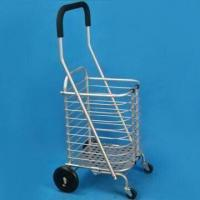 China Basket Shopping Cart with 25kg Loading Capacity, Measures 16-1/2 x 16 x 35-1/4 Inches on sale
