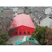 SYXTENT Outdoor Top Roof Marquee Tent Manufacturer in China with Aluminum Structure for Tennis Court for sale