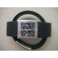 Wholesale Adjustable Safety ID Alert Bracelet/Wristband from china suppliers