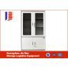 Elegant High Density Mechanical Mobile File Shelving Systems ISO / TVU Manufactures