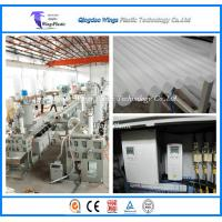 Wholesale Non Toxic Polypropylene Tube Extrusion Line / PP Extrusion Machine Light Weight from china suppliers