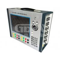 Wholesale Optical Digital Microcomputer Three Phase Protection Relay Test Set AC220V+/-10% 50Hz /60Hz from china suppliers