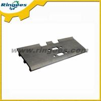 Wholesale Professional supplier high quality Hitachi excavator track pad steel track pad track shoe from china suppliers