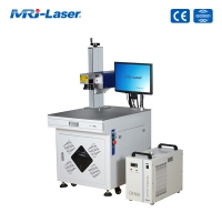 Wholesale High Precision UV Laser Printing Machine For Precision Marking / Cutting from china suppliers
