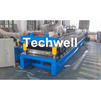 Wholesale Main Motor Power 7.5kw Roofing Sheet Making Machine / IBR Profile Roll Forming Machine from china suppliers