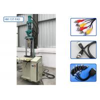 Wholesale Low Cost  Small Size Small Prodction Video Peripherals Cable Molding Machine from china suppliers