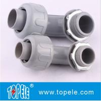 Buy cheap PVC Plastic Flexible Conduit And Fittings Nonmetallic Seal Tight Connectors from wholesalers