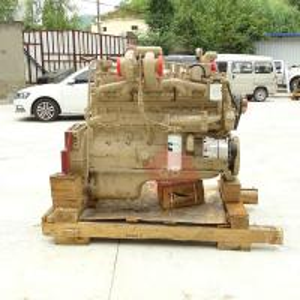 China brand new genuine 6 cylinder 400HP water cooling diesel engine NTA855-C400 motor on sale