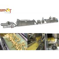 Wholesale Large Capacity Corn Snack Extruder Machine High Speed Puff Food Production from china suppliers