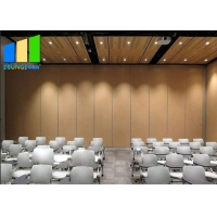 Wholesale Fire Resistant Temporary Movable Sliding Folding Partition Walls from china suppliers