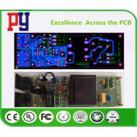 Wholesale 1 Layer Pcb Circuit Board , Surface Mount Pcb Assembly hasl Surface Finishing from china suppliers