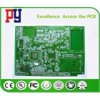 Wholesale HASL Surface Finishing FR4 PCB Board 1.6mm Board Thickness Fr4 Double Side from china suppliers