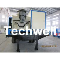 Wholesale 17.7KW Electric Control K Span Arch Roof Roll Forming Machine For Large Span Roof from china suppliers