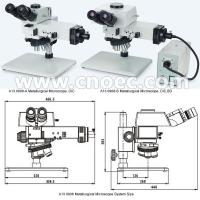technical description of optical microscope -brief description -documentary standard iso/technical committee 213/ working group 16 geometrical product specification typical for an optical microscope) limitation • signal decreases and becomes unreliable for high surface slopes.