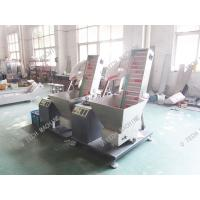 Wholesale Automatic Cap Folding Machine / Cap Slitting Machine Plastic Bottle Closure from china suppliers