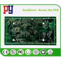 Buy cheap Durable PCB Printed Circuit Board 10 Layer Fr4 1OZ For Engine Control Systems from wholesalers