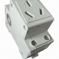 Buy cheap Modular Socket Outlet Power Strip with 2.5cm Width from wholesalers