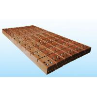 Wholesale CCM Wall Plating Flat Copper Sheets Square Rectangular And Round Types High Speed from china suppliers