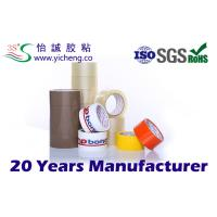 China Clear BOPP Packing Tapes on sale