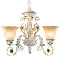 Wholesale 3-Light Sterling Estate Ceiling Light Fixture Brass Chandelier from china suppliers