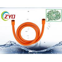 Wholesale Orange Painted Toilet Spray Hose 1Mpa Pressure Stainless Steel Material from china suppliers