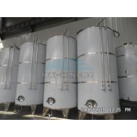 Wholesale Food Grade Stainless Steel Liquid Storage Tank from china suppliers