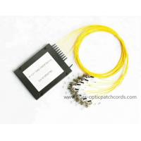 Wholesale CWDM Optical Fiber Plc Splitter With ABS Package 2/4/8/16 Channel Mux / Demux from china suppliers