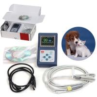 Wholesale New Hand-held Veterinary Pulse Oximeter for Amimals Pets Vet Use with USB Software SpO2 Monitor blood oxygen AH-60D VET from china suppliers