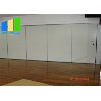 Wholesale Malaysia Classroom White Laminate Folding Door Wooden Acoustic Partition Walls from china suppliers