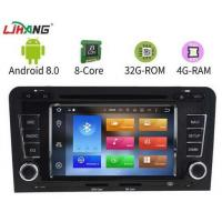 Wholesale Touch Screen Gps Android Audi Car DVD Player With Bluetooth Playstore from china suppliers