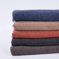 Wholesale Combed Knit Polyester Rayon Blend Wool Cardigan Fabric from china suppliers