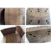 Wholesale Oil Well Drilling Road Brake Blocks Woven Brake Lining For Drilling Machine from china suppliers