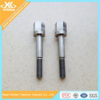 Customized Titanium Alloy Special Head Bolts