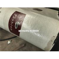 Quality Nonwoven Fabric Automatic Embossing Machine with Automatic Tension for sale