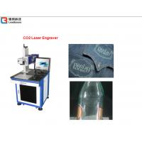Wholesale Plastic Laser Engraving Machine For Plastic Boxes , Carving Machine Water Cooling from china suppliers