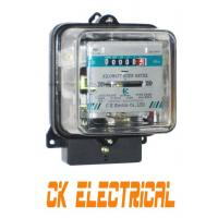 Wholesale Single-phase Watt-hour Energy Meter  DD862 from china suppliers