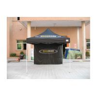 China 10 x 10 ft Quick exhibition Pop up Tent Canopy with Optional Side Skirts / Backwall on sale