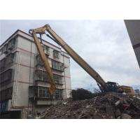 Wholesale Caterpillar Cat 349 Excavator Demolition Boom For House Removal 24 Meter from china suppliers