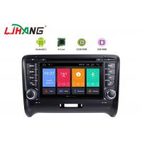 Wholesale Android 8.1system Audi Dvd Player , Ublox 6 Android Car Dvd Player Gps Navigation from china suppliers
