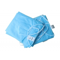 Wholesale Anti Fluid Apron Style Patient Exam Disposable Dressing Gowns from china suppliers