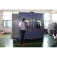 8000 L Bock Compressor Climatic Test Chambers Integral Type