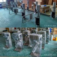 Full automatic systems turnstiles fingerprint tripod
