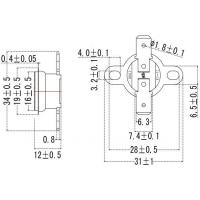 thermal relay bimetal thermostat from alibaba express for