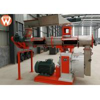 Wholesale Compact Structure Pellet Production Machine 3 Kw Conditioner Stainless Steel Plates from china suppliers